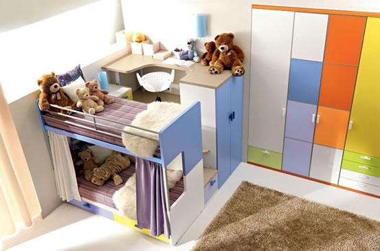 Letti A Castello Per Bambini Doimo.Spazio Ragazzi Arredamento Camere Bambini Doimo City Line